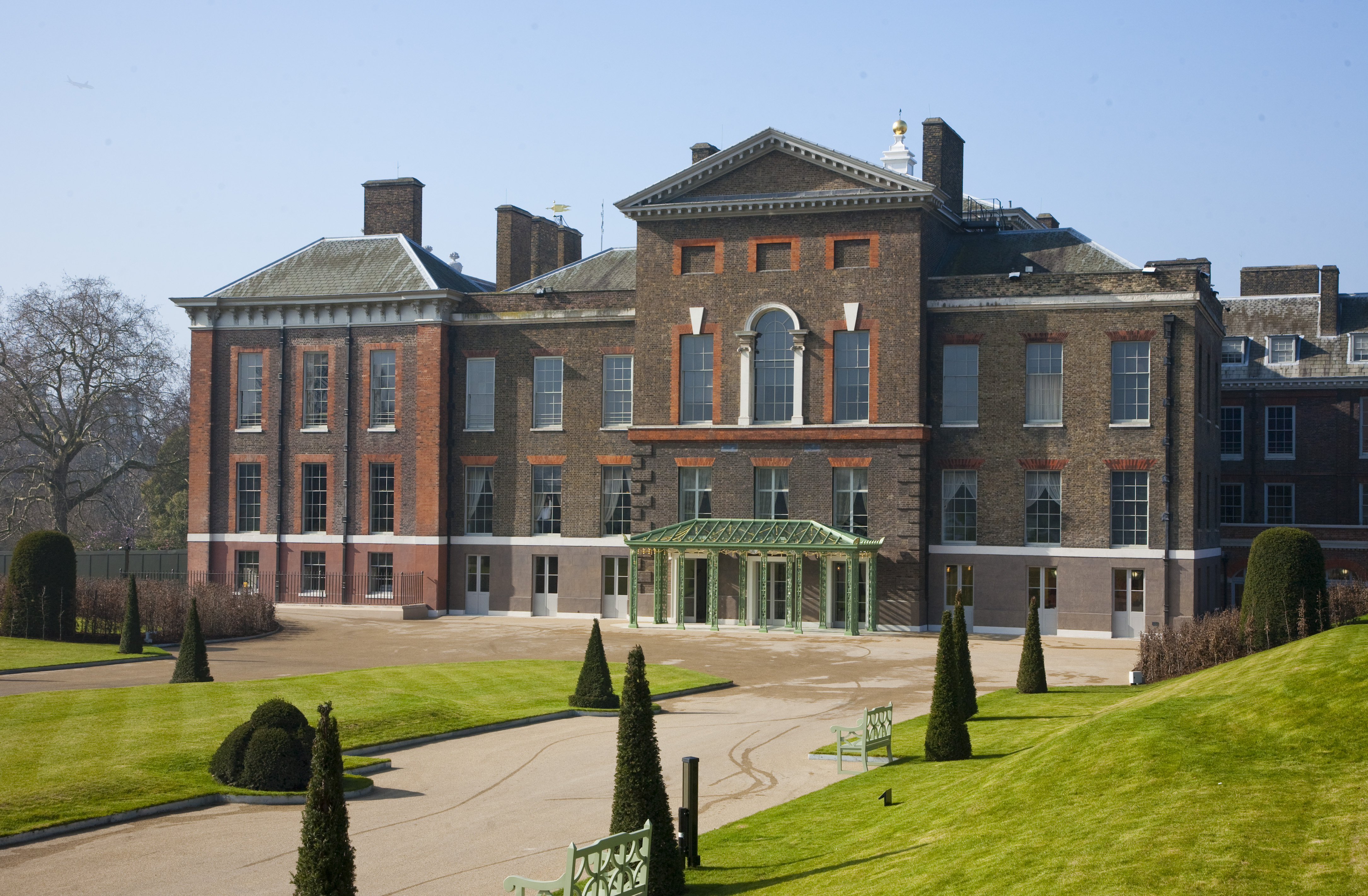 Kensington Palace has been transformed after a £12m transformation