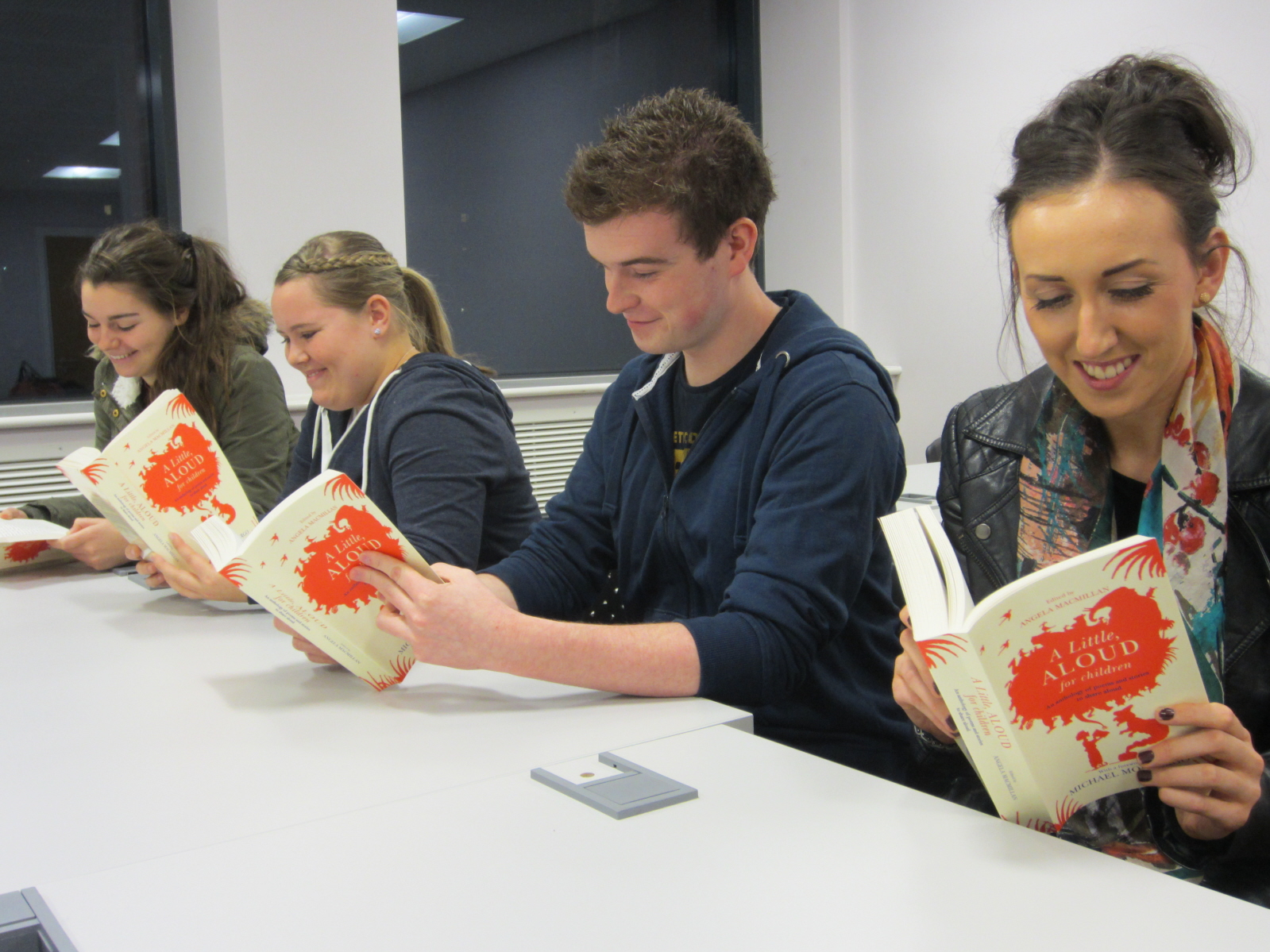 National Reading Group Day 2013 – The Reader Blog