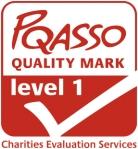 PQASSO Quality Mark logo - level 1 (colour)