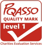 PQASSO Quality Mark logo - level 1 (colour)
