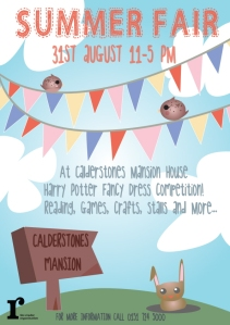 Calderstones Summer Fair