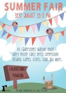Calderstones Summer Fair