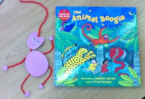One of the recent reads enjoyed as part of Magical Story Time in Everton