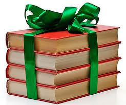 christmas present books