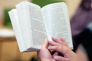 Book Close Up