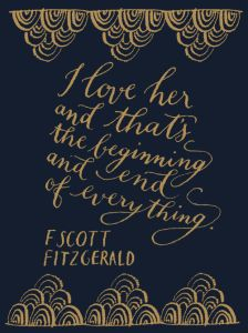 fitzgerald quote