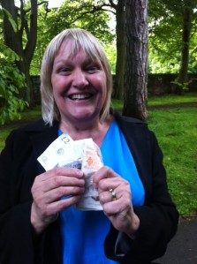 Jane Louise money