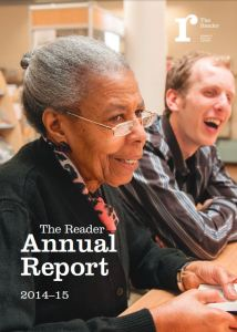 Annual Report front