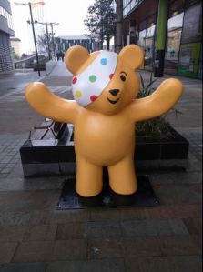 Say hello to a certain someone our Wirral team discovered on their travels...