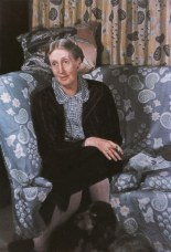 Virgina Woolf with Pinto