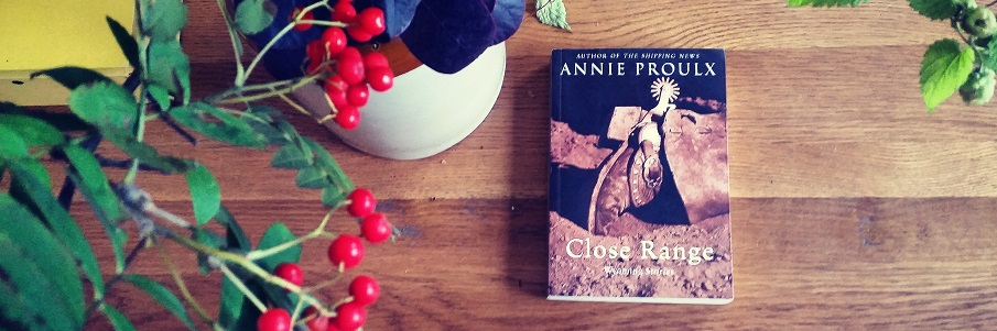 Annie Proulx Close Range