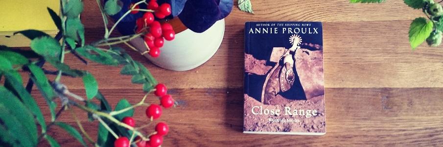 Annie Proulx Close Range